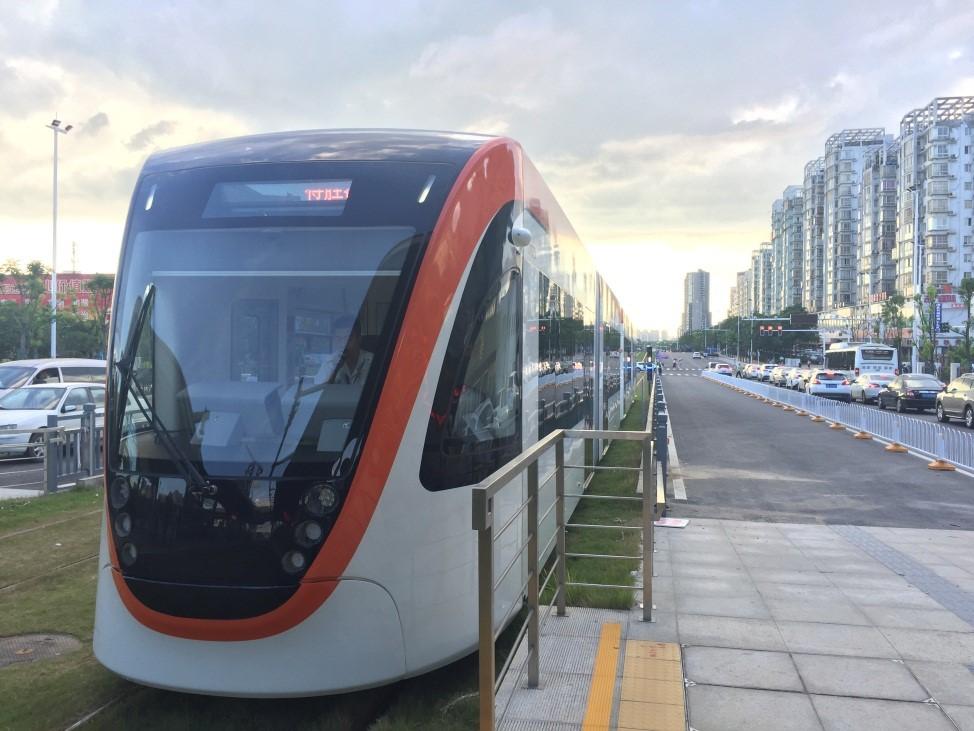 富欣智控成功签约武汉车都现代有轨电车T1线信号系统