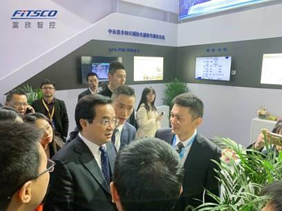未来已来,富欣智控参展浙江国际智慧交通产业博览会